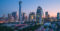 Cityscape of Beijing City