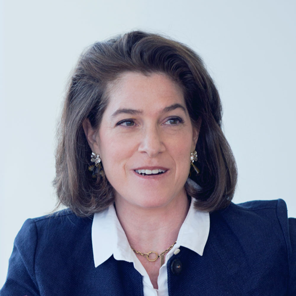 Portrait of Betsy Cohen